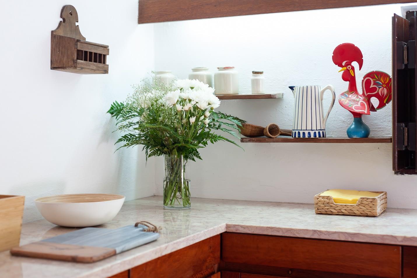 Quinta da Arrábida · The Pine Tree House kitchen